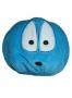 Drzý smajlík - modrý