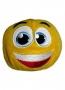 Drzý smajlík - žlutý