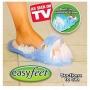 Easy Feet Čistící pantofle