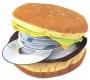 Hamburger originální pouzdro pro CD