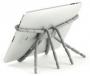 Pavoukový držák tabletu bílý