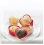 Silikonové formy srdce